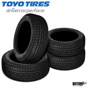 4 X New Toyo Celsius Pcr 205 55r16 91h All season Traction Tire