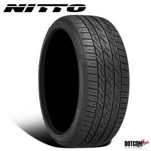 1 X New Nitto Motivo 295 30 20 101w Ultra High Performance Tire