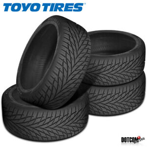 4 X New Toyo Proxes S T 285 50r20 116v All Season Performance Tire