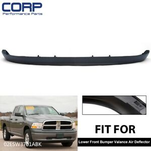 For 2002 08 Dodge Ram 1500 2003 09 Ram 2500 3500 Front Lower Bumper Valance