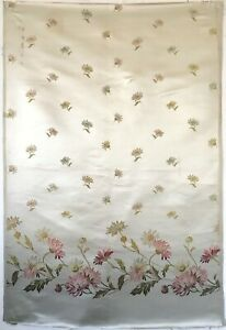 Extremely Beautiful Rare 19th C French Woven Silk Jacquard 2835
