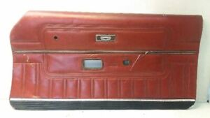 Passenger Door Trim Panel For 1978 Ford Ranchero