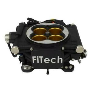 Fitech Fuel Injection System 30012 Go Efi 8 1200 Hp Tbi Black