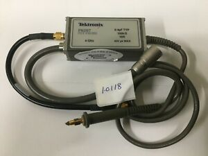 Tektronix P6207 4 Ghz Fet Probe For Digital Oscilloscope