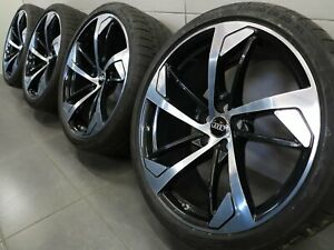 20 Inch Summer Wheels Original Audi Rs4 8w Rs5 F53 Trapezoid Rims 8w0601025cn