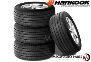 4 Hankook Kinergy Gt H436 215 45r17 91v M s All Season Grand Touring A s Tire