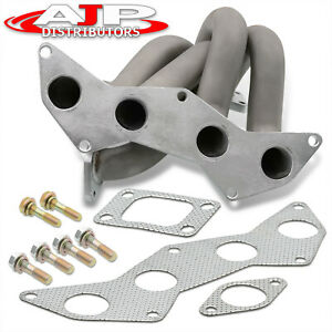 Performance Ceramic Coated Stainless Steel Turbo Manifold For 2005 2010 Scion Tc