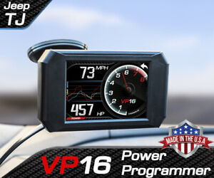 Volo Chip Vp16 Power Programmer Performance Race Tuner For Jeep Tj