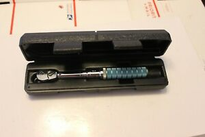 Armstrong 1 4 Drive Torque Wrench Mint