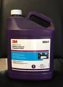 3m Perfect it tm Ex Rubbing Compound 36061 Extra Cutting Power Extreme Climate