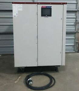Wittmann Battenfield Pzwpt2 5h5w Water cooled 2 5 Ton Chiller 3 5hp 3 460vac