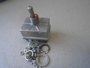 1 Ea Nos Cutler Hammer Toggle Switch W Various Applications P n 8838k5