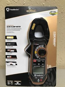 Southwire Tools Equipment 21550t Clamp Meter With Built in Ncv Tester new