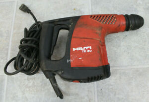 Hilti Te 30 Corded Rotary Hammer Drill