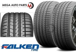 2 Falken Azenis Fk510 295 30r20 101y Xl Uhp Ultra High Performance Summer Tires