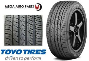 1 Toyo Proxes 4 Plus 225 45r17 94w Uhp Ultra High Performance All Season Tires