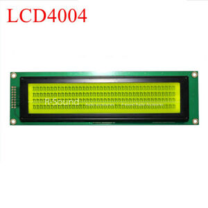4004a Display Module 40 4 Dot Matrix Yellow Green Screen Backlight 5v3 3v