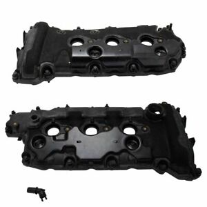 Engine Valve Cover With Gasket Pair For Chevrolet Gmc Buick Cadillac Saturn Suv