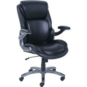 Serta 3 d Active Back Big Tall Office Managers Chair With Memory Foam Seat