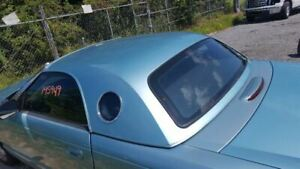 Convertible Top Roof Hard Top Portholes Oem 02 05 Thunderbird Blue Ly Paint Nice