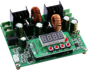Boost Buck Converter Yeeco Auto Buck boost Board Numerical Control Step Up Dc