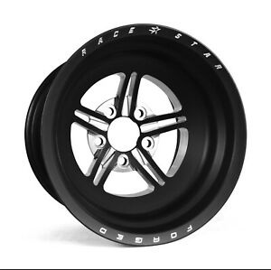 Race Star Wheels 63510474001b 63 Series Pro Forged Wheel Size 15 X 10 Bolt Circ