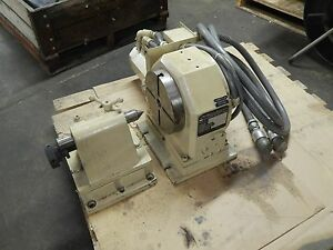High Performance Machines For Monarch 9 Inch 4th Axis Indexer Rotary Table