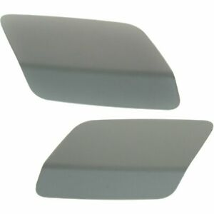 Right left Side New Set Of 2 Headlight Washer Covers Lamps For 328 I Coupe Pair