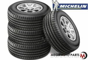 4 Michelin Defender Ltx M S 235 70r16 109t Xl All Season Truck Suv Rwl Tires