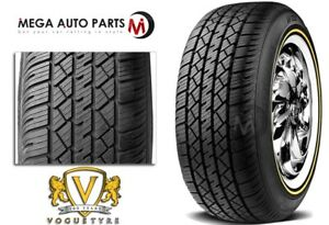 1 Vogue Tyre Custom Built Wide Trac Touring Ii 225 60r16 98h Performance Tires
