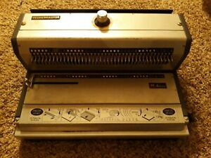 Akiles Wiremac 31 Heavy Duty Wire Punch And Binding Machine No Lever Handle