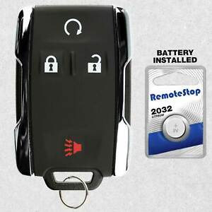 For 2007 2008 2009 2010 2011 2012 2013 Chevrolet Avalanche Tahoe Remote Key Fob