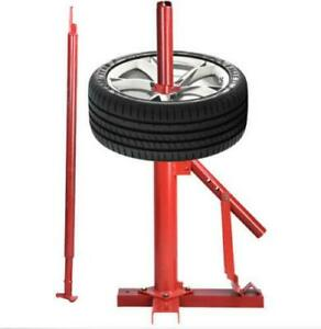 Manual Portable Hand Tire Changer Bead Breaker Tool Auto Tire Tool New