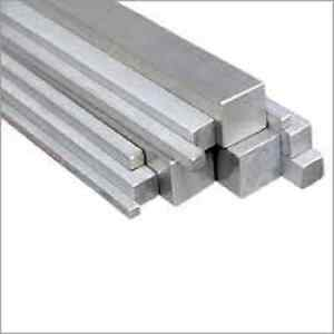 Alloy 304 Stainless Steel Square Bar 2 X 2 X 12