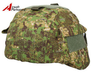Emerson Tactical Helmet Cover Greenzone para MICH 2000 Helmet Military Hunting