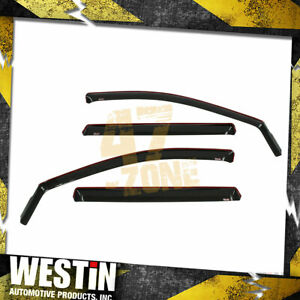For 2013 2018 Nissan Pathfinder In channel Wind Deflector