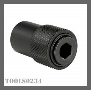 Milwaukee Tools 48 66 0061 1 2 Square To 7 16 Hex Quick Change Adapter