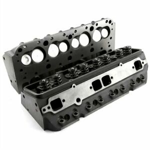Speedmaster Pce281 2157 Cast Iron Cylinder Head Small Block Chevy 350 W Flat