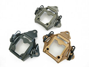 Modular NVG Shroud w Bungees for Tactical Helmet OPS Core Team Wendy Crye $64.95