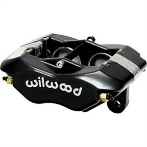 Wilwood 120 11579 Narrow Dynalite 4 Piston Billet Caliper Lug Mount 1 12 1 12