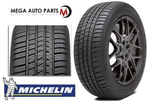 1 Michelin Pilot Sport A S 3 255 40zr18 95y All Season High Performance Tires