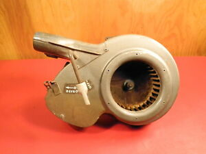 Antique Original 1947 1953 Chevy Pickup Harrison Heater Blower Defrost Housing