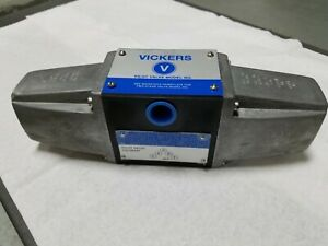 Vickers Dg4s4018c50 Directional Valve Remanufactured Dg4s4 018c 50 Assy 297239