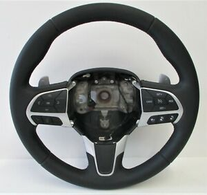 Oem 2015 2016 2017 Chrysler 300 Steering Wheel With Shifter Paddles