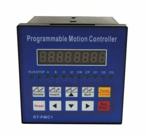 Cnc Programmable Single 1 Axis Stepper Motor Motion Controller Servo St pmc1 Pmc