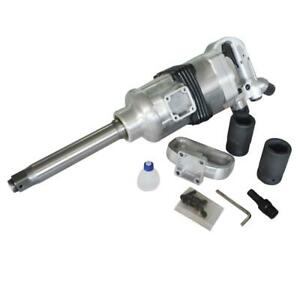 1900 Ft Lbs New Air Impact Wrench Tool Gun 1inch Drive Torque Pneumatic Tools