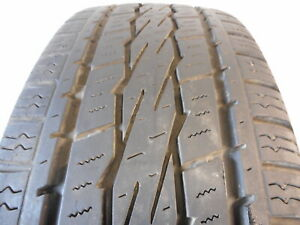 Used P245 70r16 107 S 7 32nds General Tire Grabber Stx Owl