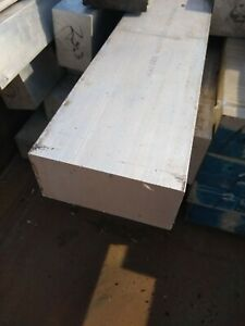 2 X 6 6061 Aluminum Bar Stock Cut To Length Per 1 Cnc Stock