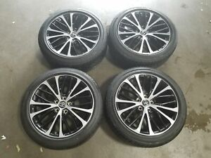 2018 Toyota Camry Set Of 4 18 Wheels Tires Oem Lkq