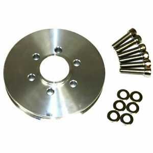 The Blower Shop 4226 Accessory Pulley Small Block Chevy 1v